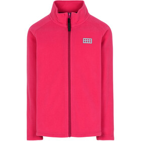 LEGO wear Lwsky 203 Fleece Jacket Kids pink